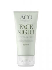 ACO FACE MATTIFYING NIGHT CREAM N-PERF 50 ml