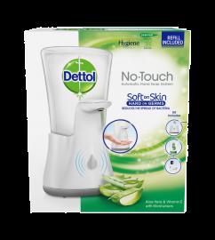 Dettol No-Touch soap starter kit 250 ml